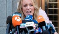Actriz porno ahora demanda a Trump por difamación