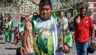 La devoción a San Judas Tadeo, crónica e imágenes de un peregrinar