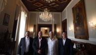Ni en época de Porfirio Díaz se enajenó tanto suelo patrio, critica AMLO