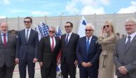 Ivanka Trump inaugurará polémica embajada de EU en Jerusalén