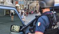 Arrestan a mexicano en Italia por estrangular a su esposa en luna de miel