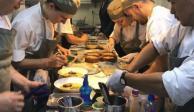 Felicita EPN a restaurantes Pujol y Quintonil por estar entre los 15 mejores del mundo