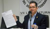 Acusa Leonel Luna a Morena de obstaculizar reconstrucción
