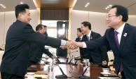 Ambas Coreas desfilarán juntas en los Juegos Olímpicos de Invierno