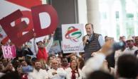 Llama Meade a erradicar inseguridad y violencia incautando recursos ilícitos