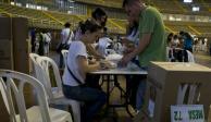 Concluye jornada electoral en Colombia