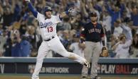 Jonrón de Muncy da el triunfo a Dodgers 3-2 en 18 entradas