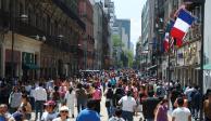 Proyecta IPN que peatones generen electricidad en corredor Madero