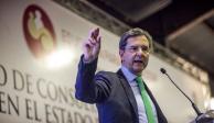 Próximo gobierno dará más de 10 millones de becas, adelanta Moctezuma