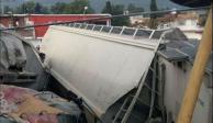 Crean comisión para investigar choque de tren en Veracruz