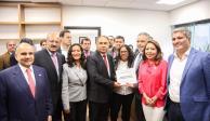 Entrega Astudillo propuestas de obras prioritarias para Guerrero
