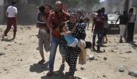 """Analizan si fuego israelí contra Gaza es """"crimen de guerra"""""""