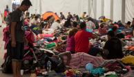 Migrantes centroamericanos sufren de ansiedad y miedo, advierte IMPE