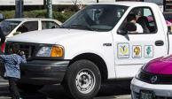 Por veda electoral, restringen uso de vehículos oficiales en la CDMX