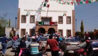 Edil de Chiconcuac falsificó firmas para justificar recursos, acusan policías