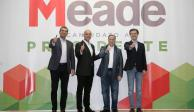 Se une Calzada Rovirosa a campaña de José Antonio Meade
