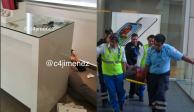 Muere mujer baleada en Reforma 222 por su expareja