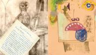 Revelan cartas y bocetos inéditos de Remedios Varo