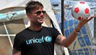 Anuncian homenaje a Ricky Martin por su labor humanitaria