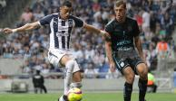 Monterrey luce superior a Querétaro y lo vence 3-1