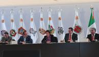 Se reúne María Cristina García con los 32 secretarios de cultura del país