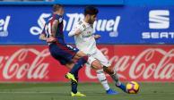 Real Madrid y Santiago Solari sufren primer descalabro a manos de Eibar