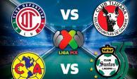 Ya hay fechas y horarios de las semifinales de la Liga MX