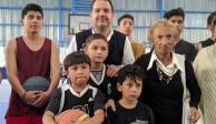 Remodela BJ espacios deportivos en favor de las familias