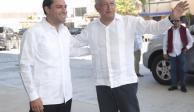 López Obrador encabeza reunión sobre el Tren Maya con gobernadores