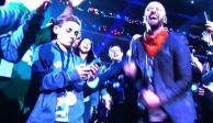 """Joven le """"roba"""" el show de medio tiempo a Justin Timberlake"""