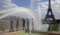 La Torre Eiffel, cerrada por segundo día por huelga de trabajadores