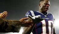 Josh Gordon se aleja de la NFL por salud mental