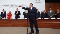 Arturo Zamora, nuevo secretario General del PRI