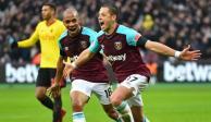 Chicharito se estrena con gol en pretemprorada del West Ham