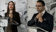 Quitan a Cuevas comisiones y dan a Lozano la presidencia de la de cultura