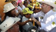 Arranca Rodrigo Gayosso campaña por Morelos
