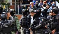 """""""El Licenciado"""", Dámaso López es extraditado a EU"""