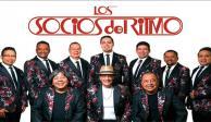 Los Socios del Ritmo presentan álbum de cumbia que rememora sus grandes éxitos