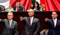VIDEO: Comparecen titulares de Energía, Pemex y CFE ante diputados