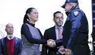 Impulsa Jefa de Gobierno aumento salarial a policías