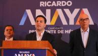 Niega líder del PAN que Anaya busque acuerdo cupular con EPN