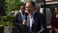 """Ofrece Taboada para BJ una campaña de """"propuestas viables, no payasadas"""""""