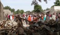 Doble atentado suicida en Nigeria deja 37 muertos