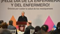 Rebasa Edomex 80% de abasto de medicinas en gobierno de Del Mazo
