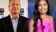 """VIDEO: Así reaccionó Tom Hanks al conocer a la protagonista de """"Roma"""""""