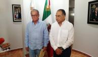 Renuncia Xavier Olea a la Fiscalía de Guerrero