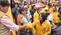 Promete Barrales ganar batalla contra la delincuencia