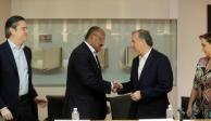 Se reúne Meade con dirigencia del PRI; reconocen su entrega