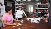 Asegura Candy Ayuso trabajo legislativo para el desarrollo industrial