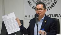 Apegado a ley, proceso legislativo por reconstrucción, asegura Auditoría Superior de la CDMX